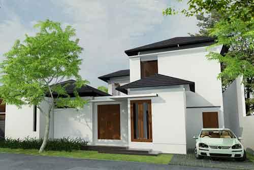 design rumah modern
