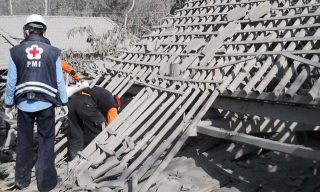 Foto Foto Akibat Meletusnya Gunung Merapi