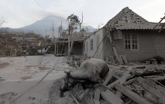 26 Oktober dalam Sejarah: Gunung Merapi Meletus Menewaskan 300-an Jiwa Termasuk Sang Kuncen