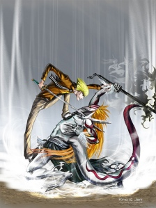 Hollow Ichigo Bleach