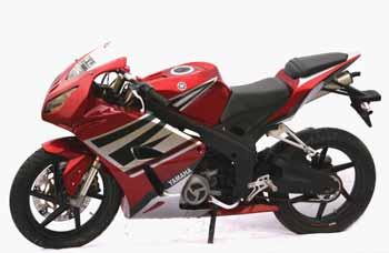 Yamaha F1Z-R 2002 Sport Bike Full Fairing