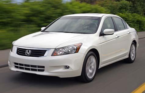 2009. Honda Accord-