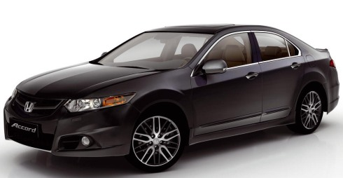2011 Honda Accord.