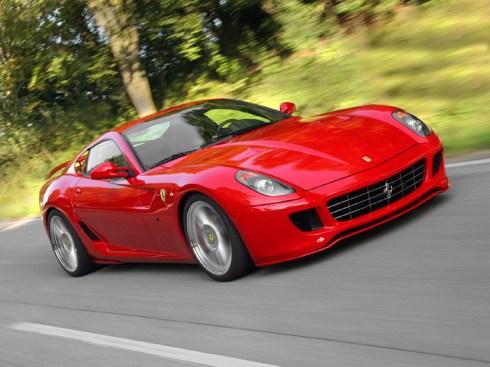 Ferrari 599 GTB Pictures