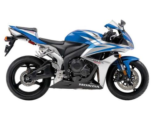 Honda CBR 600 Best Picture