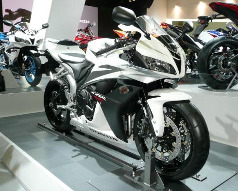 Fotos Honda CBR 600 Melhor