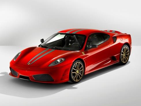 The Ferrari F430 Scuderia
