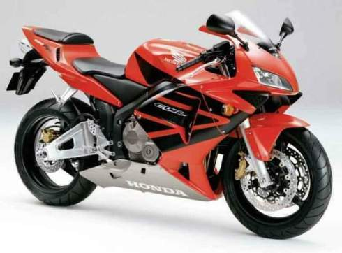2011 Honda motorcycles models